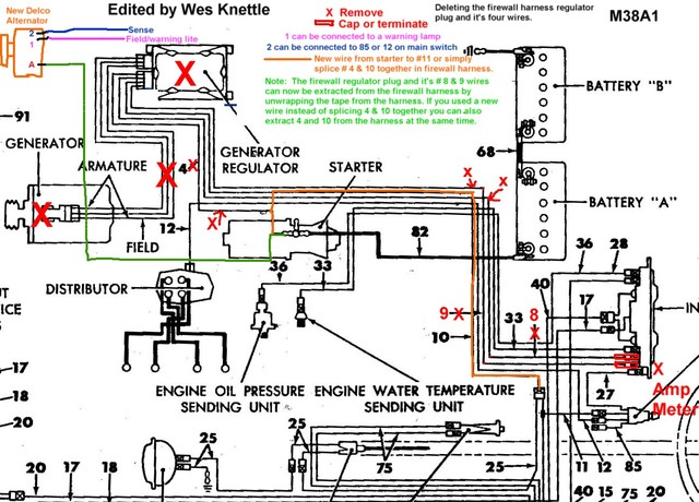 1946 Willys Jeep Wiring Diagram Wiring Diagram