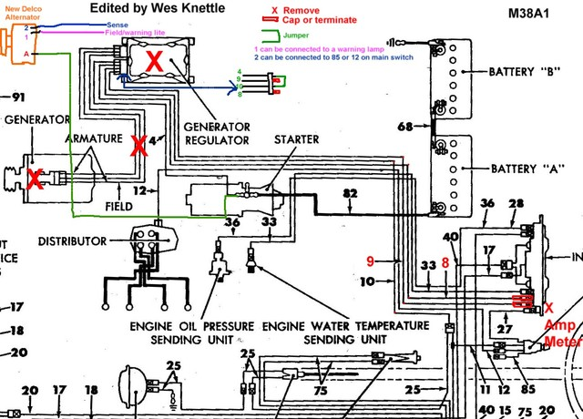 Willys Jeepster Wiring Diagram Online Wiring Diagram