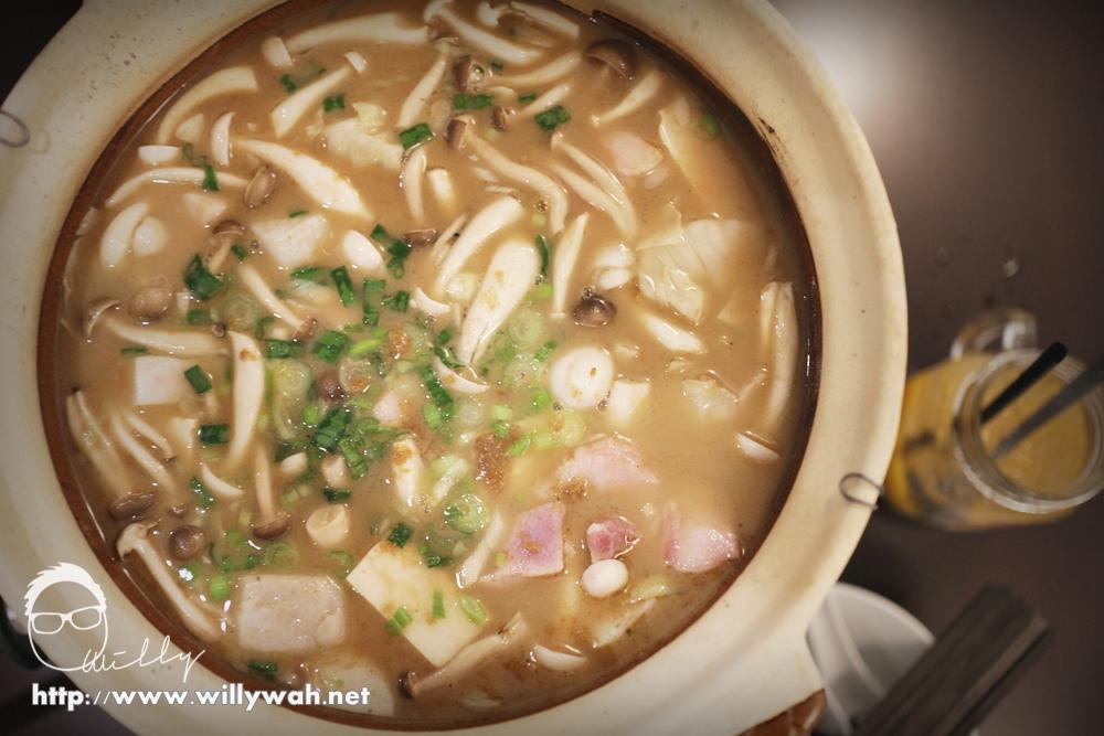 槟城美食:咸鱼骨汤头火锅煲 @ Skiocean Steamboat Restaurant