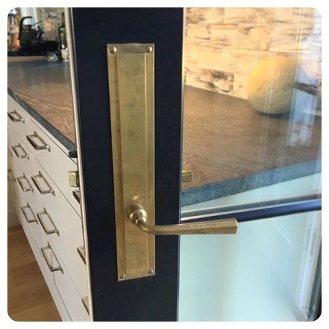 bespoke hardware for multipoint doors