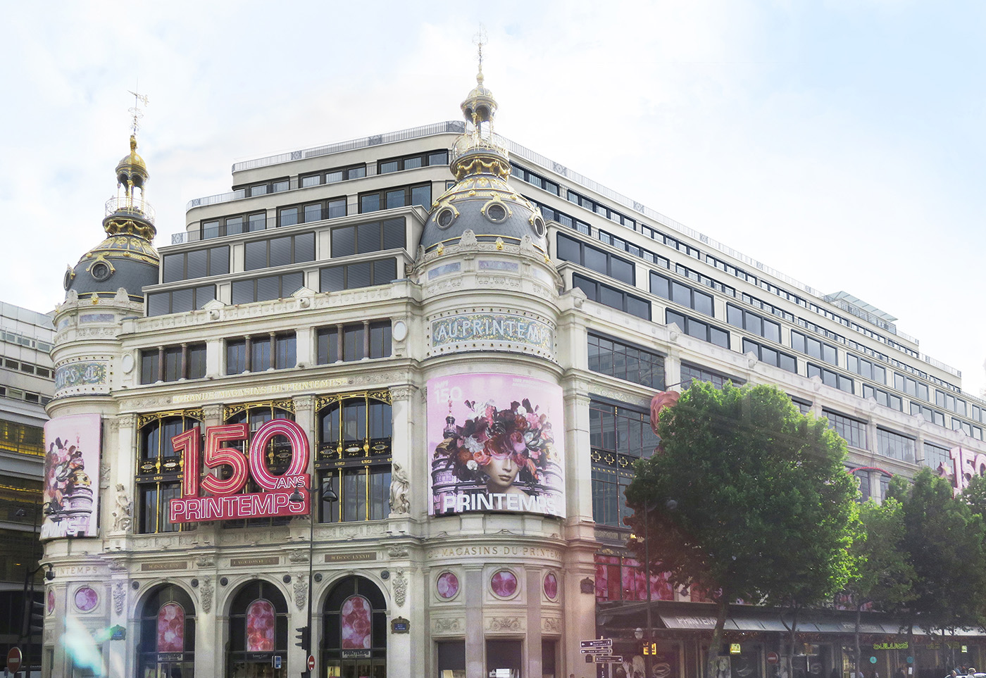Le Printemps Paris Wilmotte Associés News La Perruche A New Address In Paris