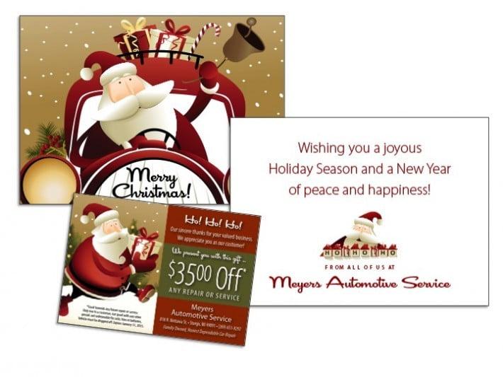 Christmas Card Sample - Wilson Printing USA Wilson Printing USA