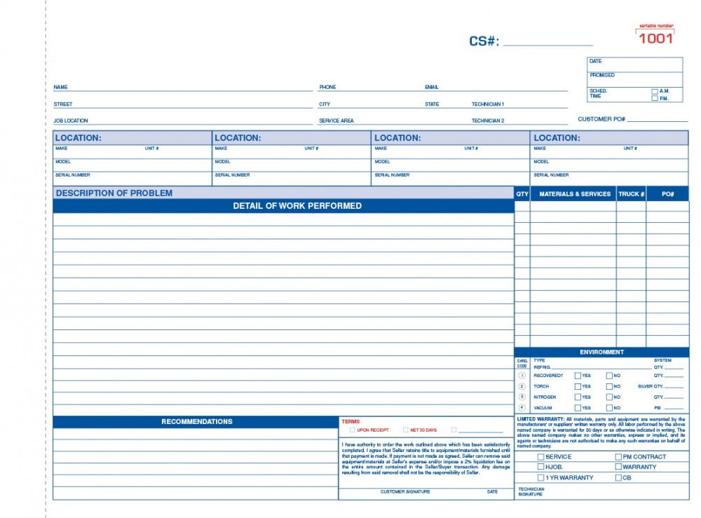 Download Sample Roofing Invoice  RabitahNet