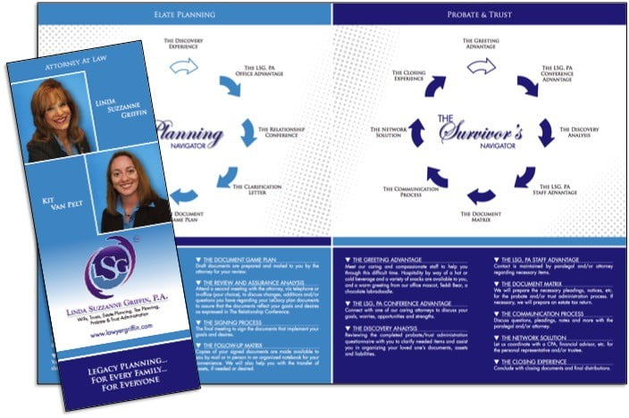 attorney-brochure-sample - Wilson Printing USA Wilson Printing USA - Sample Marketing Brochure