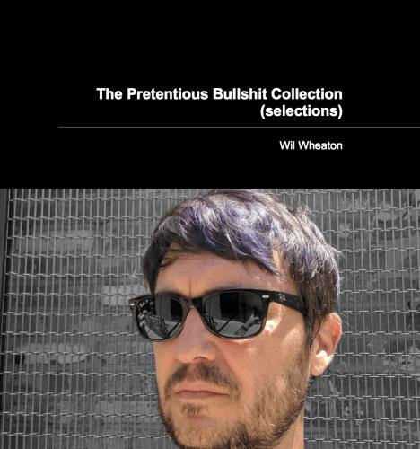 Pretentious Bullshit Cover
