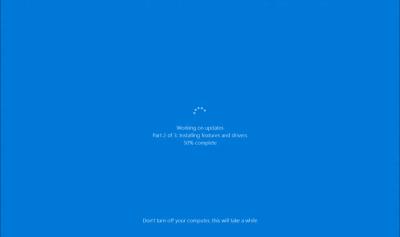 Windows 10 update stuck - what to do? - Win10 FAQ