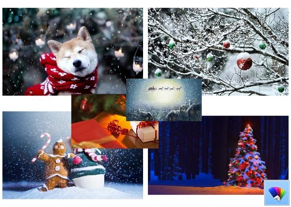 Christmas Theme 2016 for Windows 10 - christmas themes images