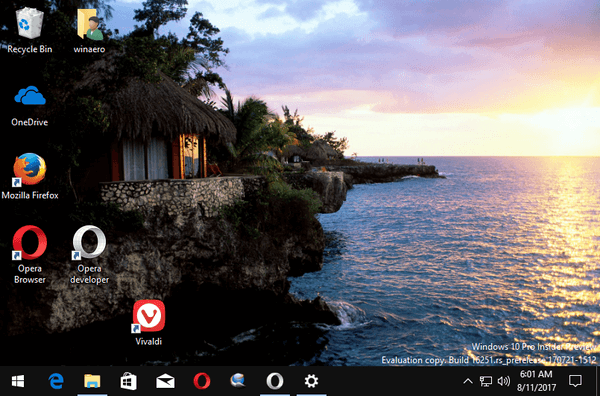 Fall Wallpaper For Windows Download Caribbean Shores Theme For Windows 10 8 And 7