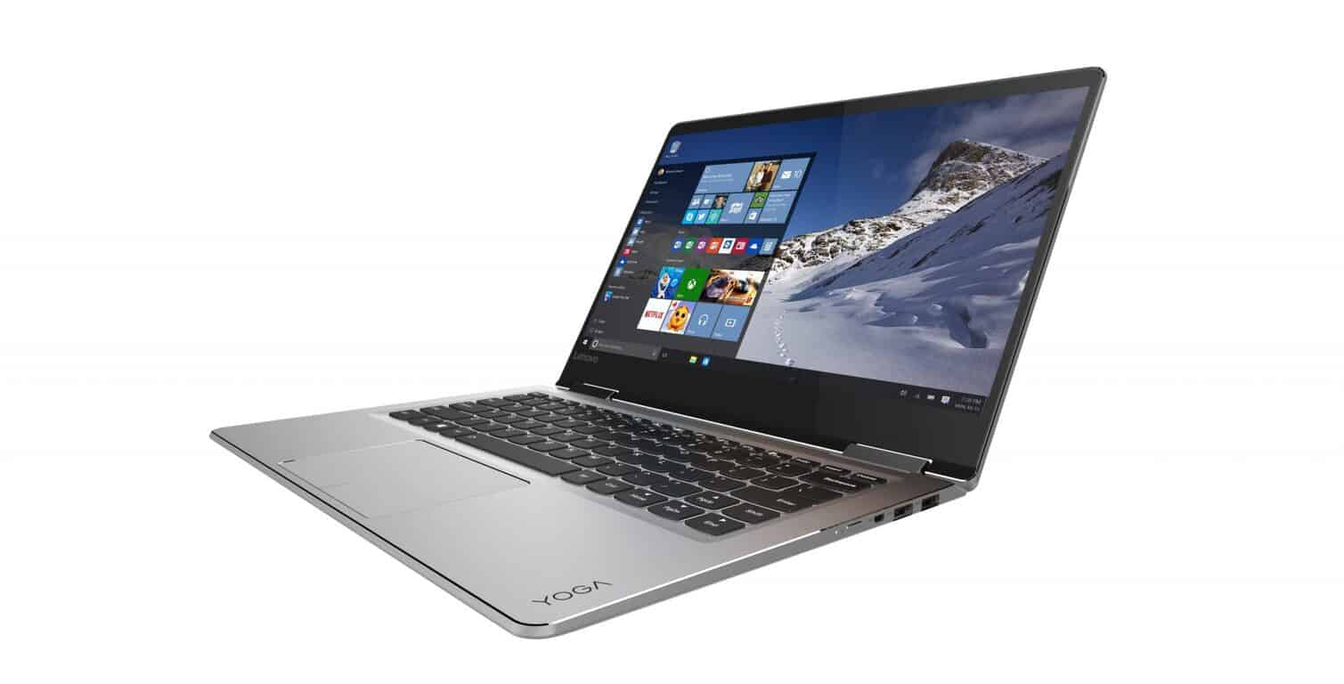 Laptop Tablett Mwc 2016 Lenovo Unveils New Windows 10 Tablet And Yoga