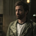 """Supernatural -- """" All In The Family"""" -- SN1121a_0106.jpg -- Pictured: Rob Benedict as Chuck Shurley -- Photo: Katie Yu/The CW -- © 2016 The CW Network, LLC. All Rights Reserved"""