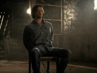 "Supernatural -- ""Keep Calm and Carry On"" -- SN1201b_0101.jpg -- Pictured: Jared Padalecki as Sam -- Photo: Katie Yu/The CW -- © 2016 The CW Network, LLC. All Rights Reserved"