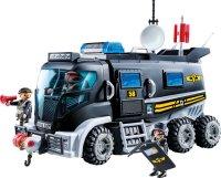 Playmobil SEK-Truck mit Licht und Sound  PLAYMOBIL ...