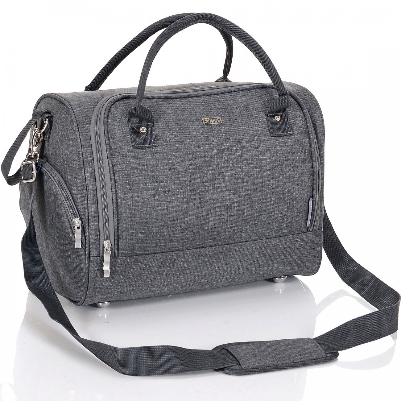 Baby Wickeltasche Lcp Kids 668 Baby Wickeltasche Sydney Gray Windeln Tests De