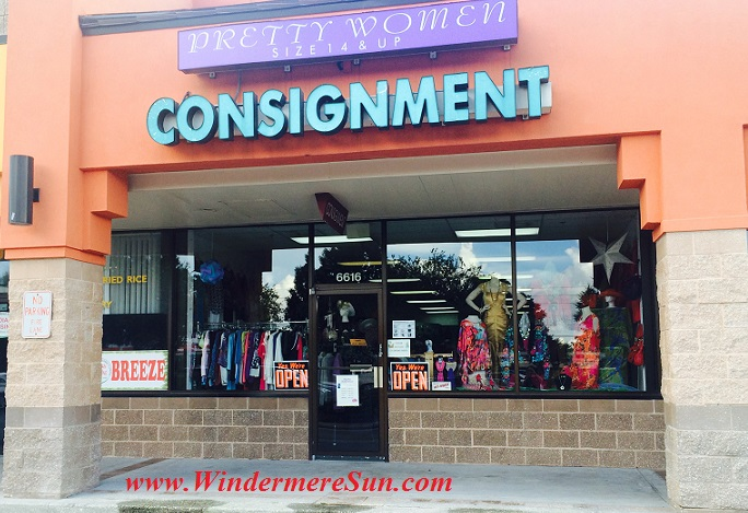 Pretty Women Consignment Shop Where Women Are Treated Beautifully Windermere Sun For