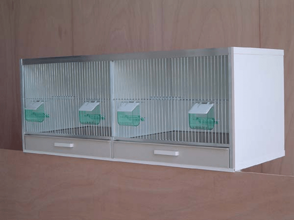 Broedkooi Verlichting 40cm Breeding Cages – Windmill Aviaries