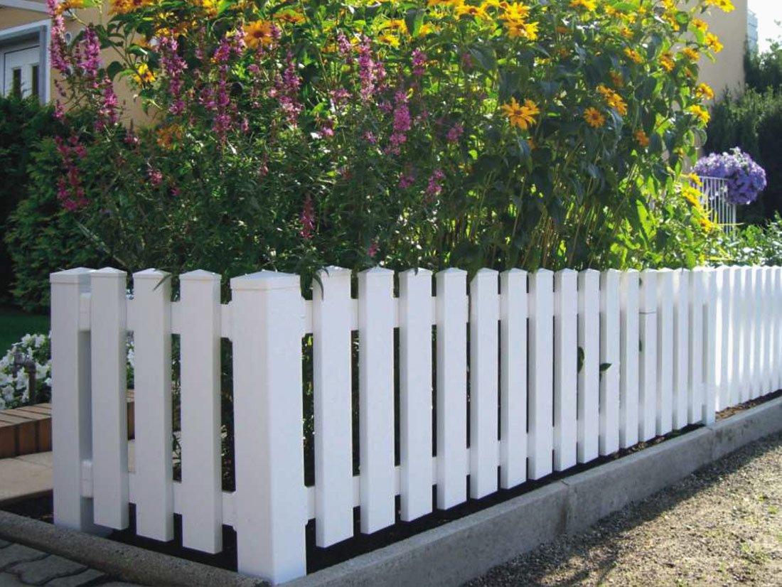 Steccato Per Giardino : Steccati per giardino steccati per giardino in plastica