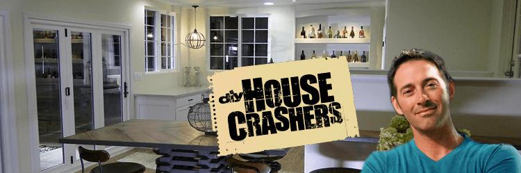 House Crashers - Bright Bungalow Kitchen