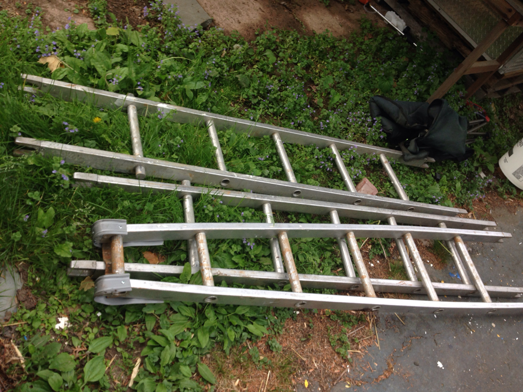 Sectional Ladder Parts For Sale Vehicle Setups Window