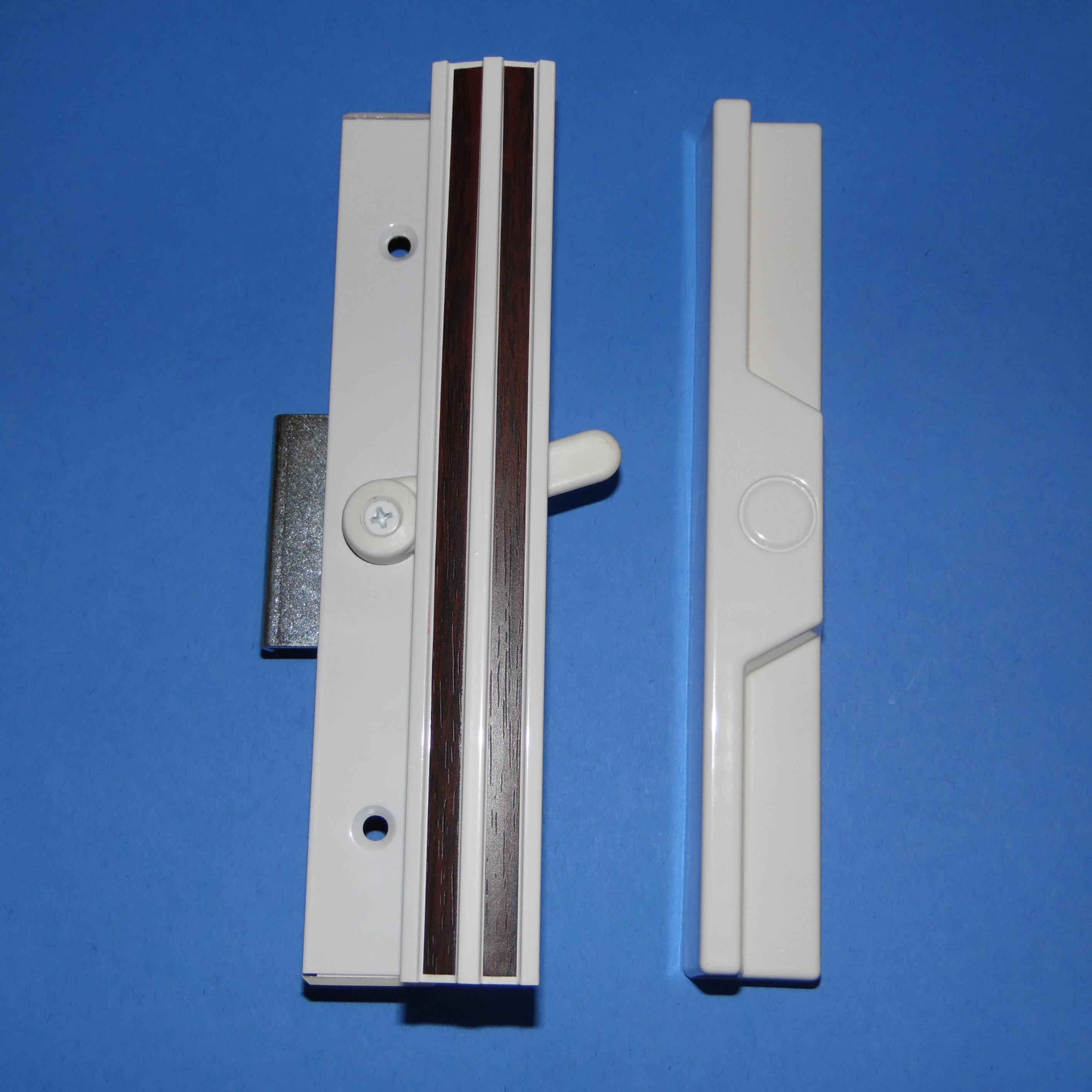 Patio Repair Screen Patio Door Handle 13-271 White - Window Repair Parts