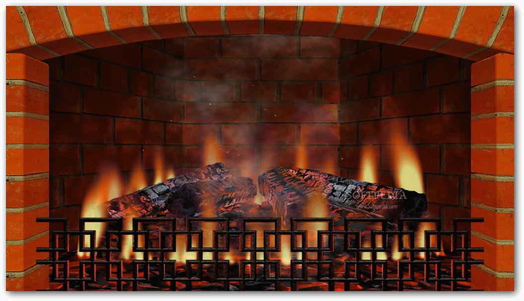 3d Aquarium Wallpaper For Windows 7 Download 3d Realistic Fireplace Screen Saver 3 9 7