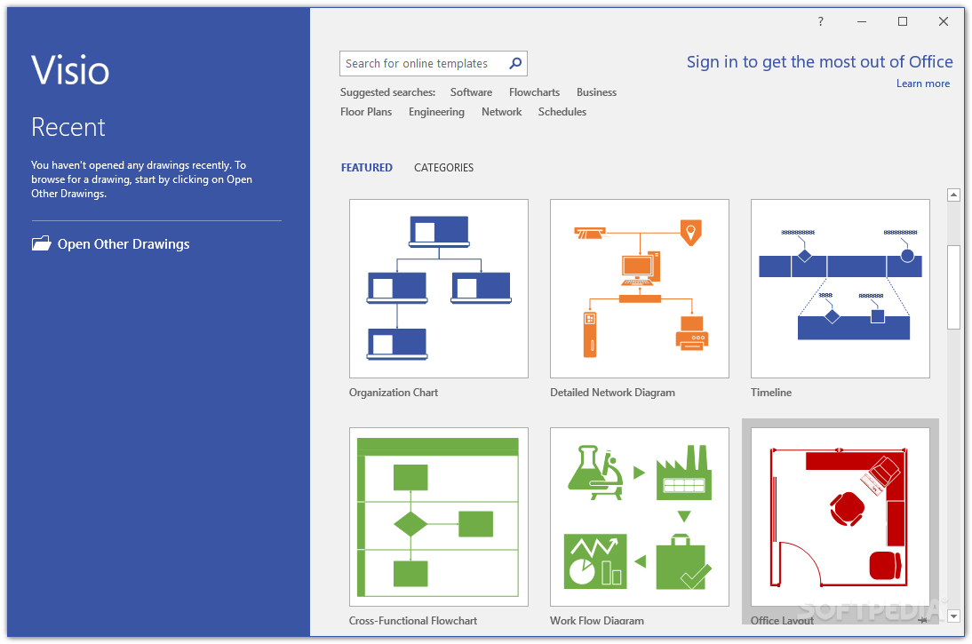 Visio Office Download Microsoft Visio Professional 2016 16 6741 2048