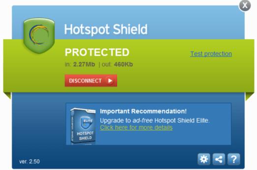 how to install hotspot shield on windows 10