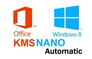 KmsNano Automatic Activator Final 2016 Windows 7, 8, 8.1.