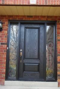 Solid Front Door With Sidelights | www.pixshark.com ...