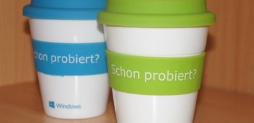 Windows Becher