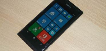Lumia 800 Windows Phone 7.8