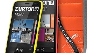 Nokia Lumia 820 620 X Burton Case
