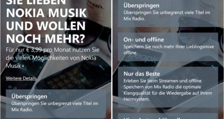 Nokia-Musik-Titel