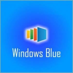 windows blue logo