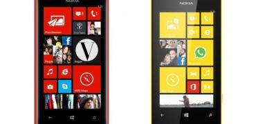 Nokia Lumia 520 und 720