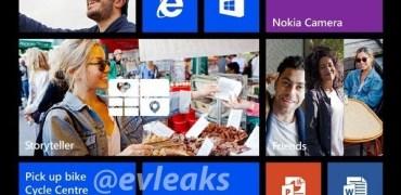 Screenshot Windows Phone 8 GDR 3 Bandit Lumia 1520