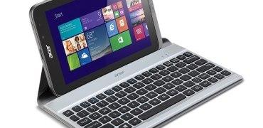 Acer Iconia W4 mit Tastatur