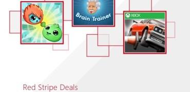 Windows 8 Red Stripe Deals KW 47 48