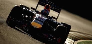Australian GP Red Bull Racing