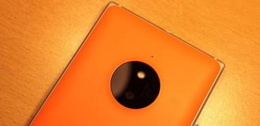 Nokia Lumia 830 Review Kamera Rückseite