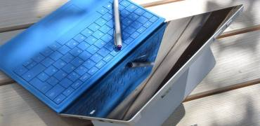 Surface 3 Review Hero Titel