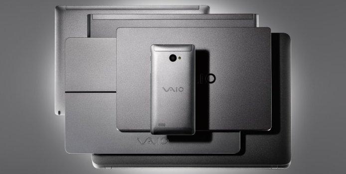 Vaio präsentiert sein erstes Windows 10 Mobile-Smartphone