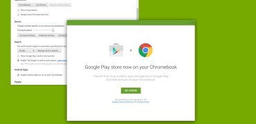 Android Apps Chrome OS