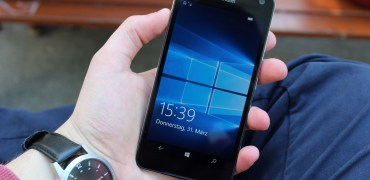 Microsoft Lumia 650 Review Test Windows 10 Mobile Lockscreen