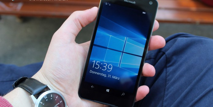 Windows 10 Mobile Insider Build 14342.1004 bringt Fixes für Akkuverbrauch