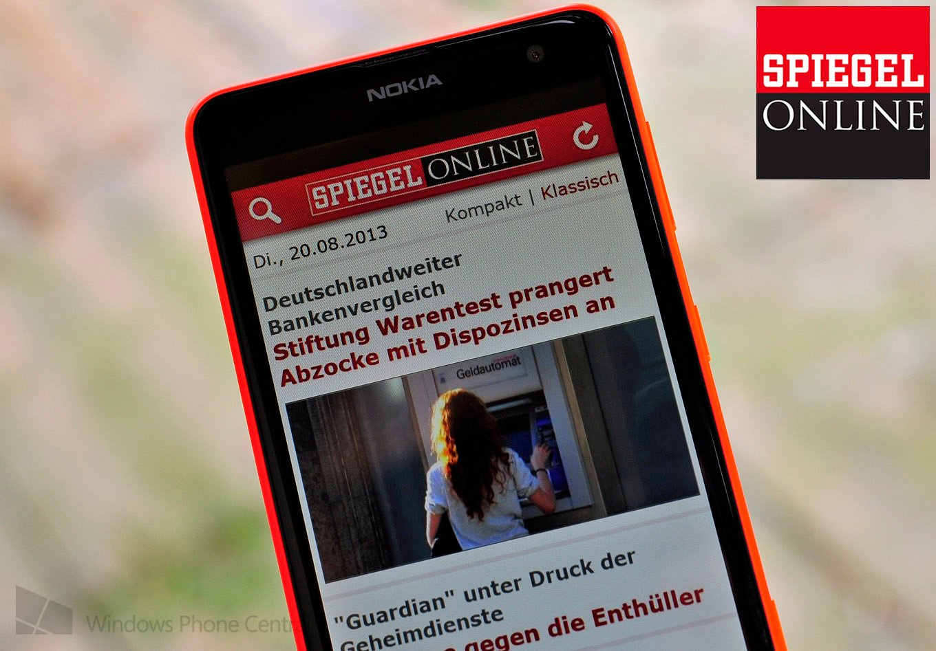 Spiegel Online Launches Official German Language App For