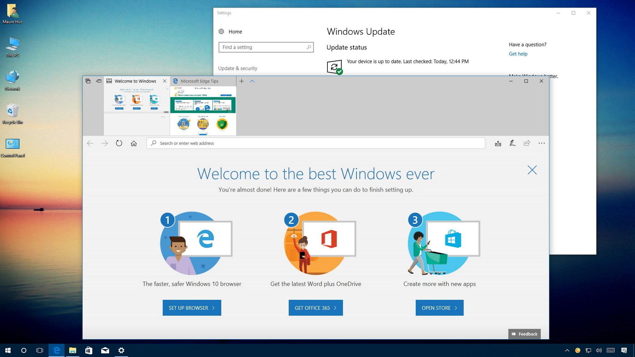 How to stop Windows 10 from showing the welcome screen after feature updates | Windows Central