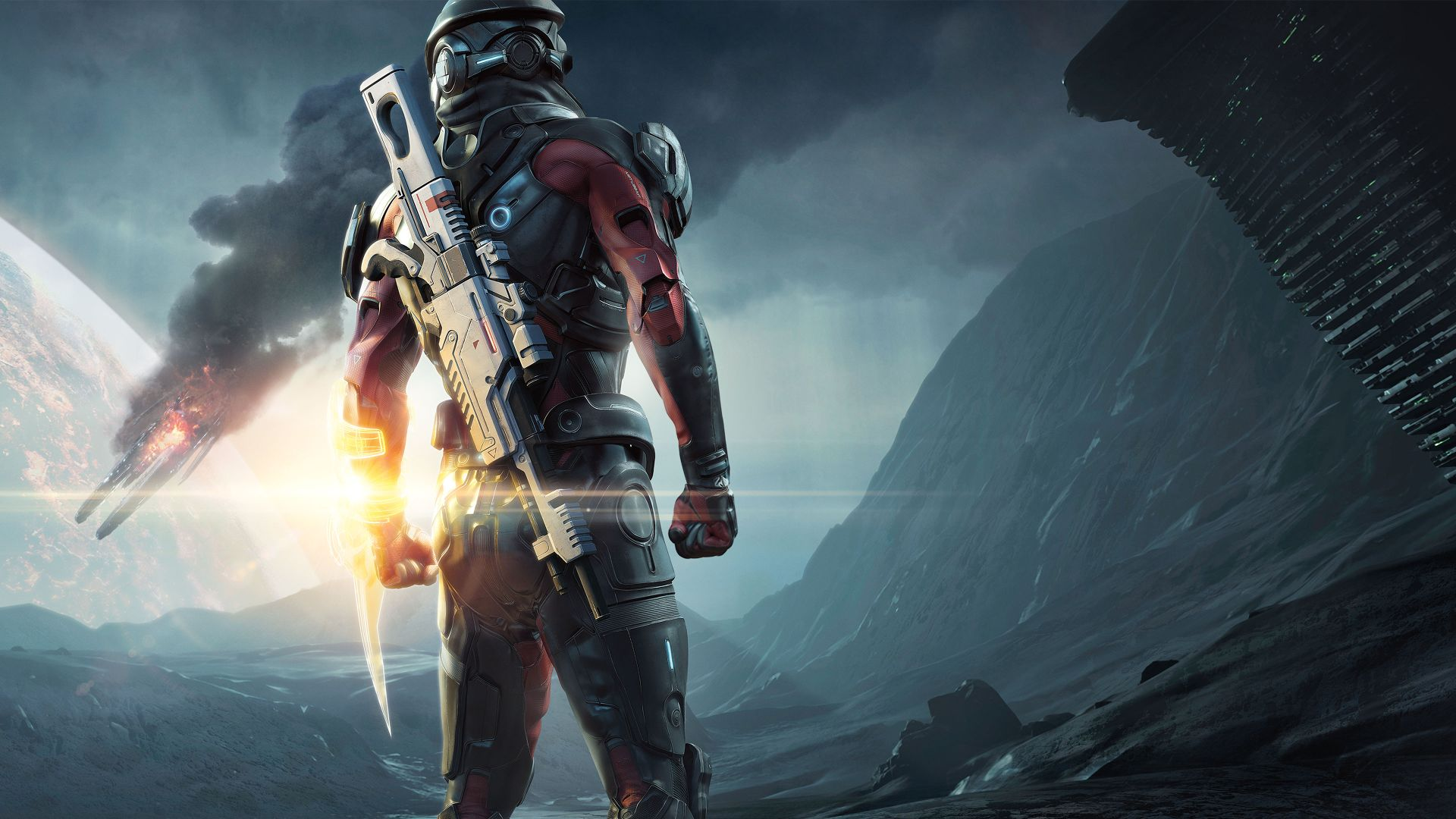 Mass Effectandromeda Mass Effect Andromeda Joins The Ea Access Vault On Xbox One