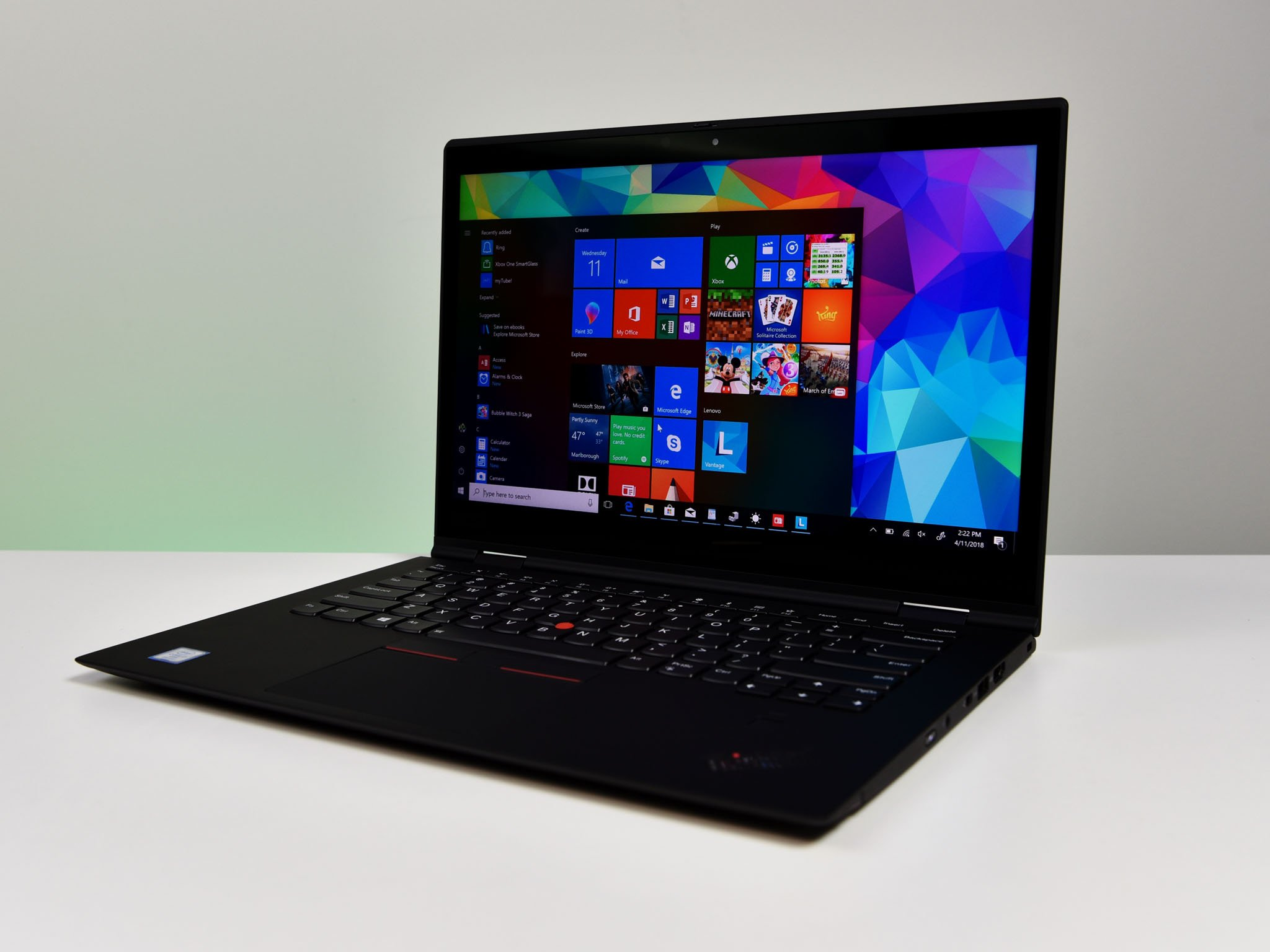 Convertible Center Avis Lenovo Thinkpad X1 Yoga 2018 Review Nearly Perfect 2 In 1