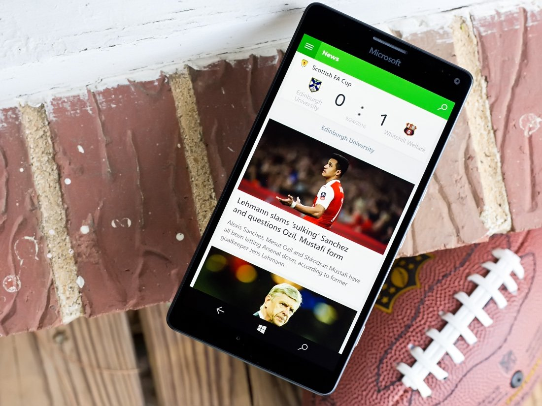 Sofa Score Live Games Best Sports Apps For Windows 10 Windows Central