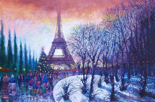 Old Friends Quotes Wallpaper Noel In Paris Christmas History 23 Windows Into History